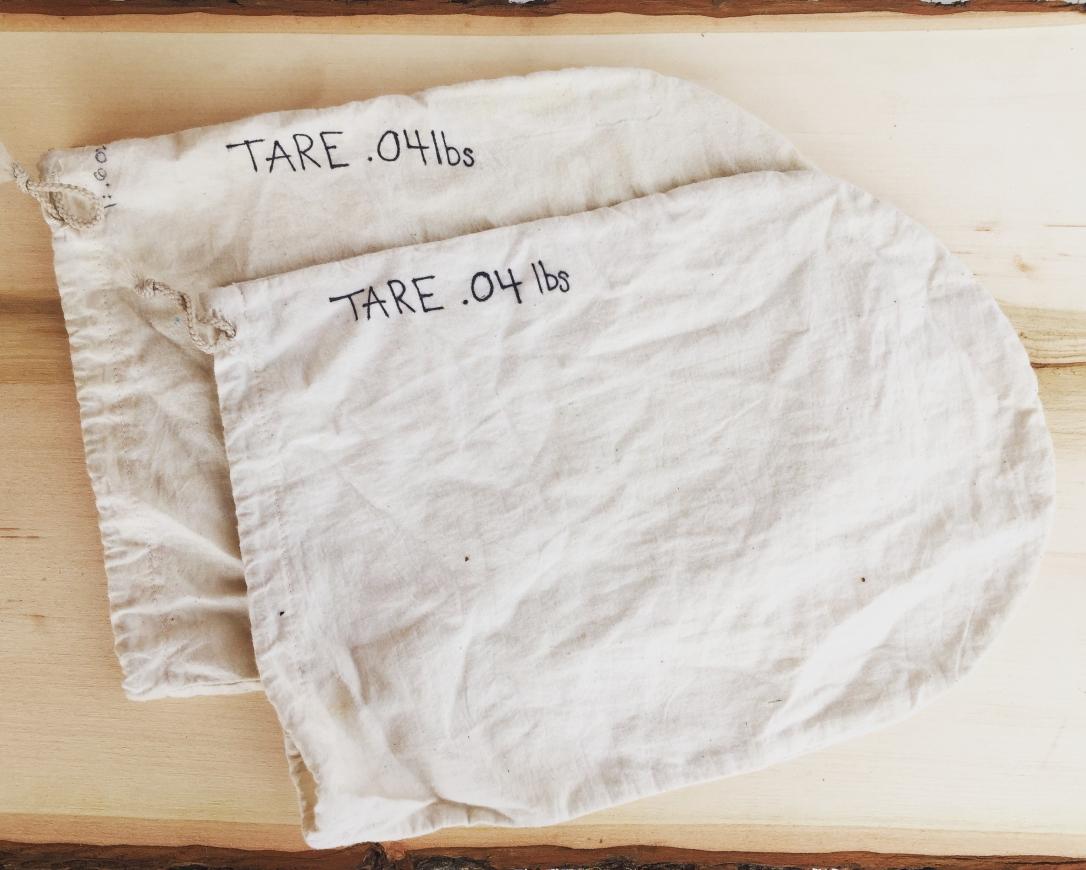 Bulk Dry Goods Bags